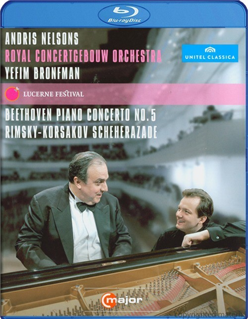 Andris Nelsons: At Lucerne Festival - Beethoven, Rimsky-Korsakov