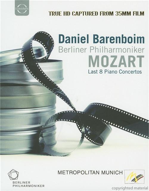 Daniel Barenboim: Mozarts Last 8 Piano Concertos