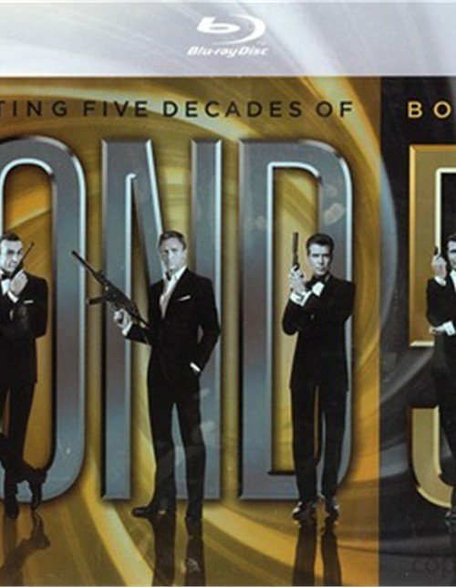 Bond 50: Celebrating Five Decades Of Bond