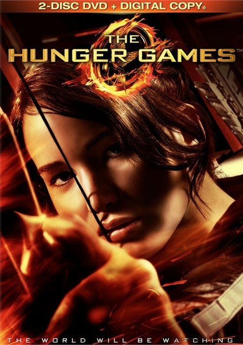 Hunger Games, The (DVD + Digital Copy)