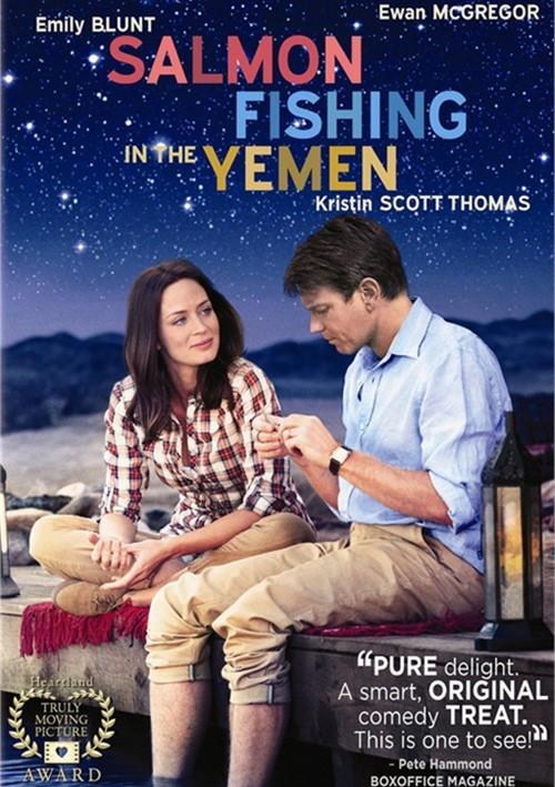 Salmon Fishing In The Yemen (DVD + UltraViolet)