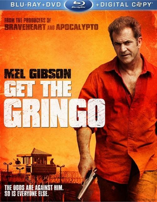 Get The Gringo (Blu-ray + DVD + Digital Copy)