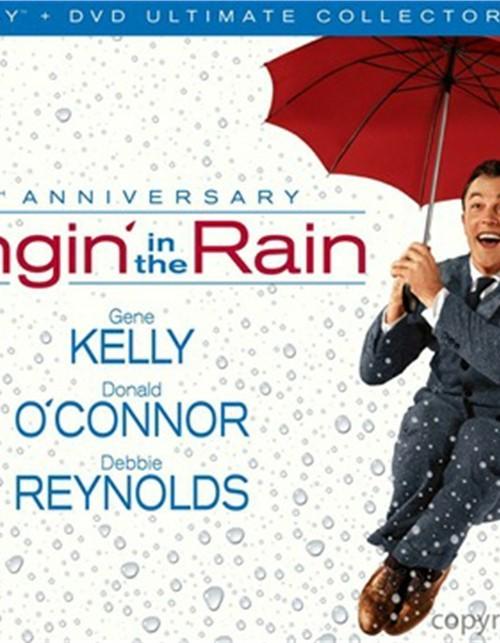Singin In The Rain: 60th Anniversary Ultimate Collectors Edition (Blu-ray + DVD Combo)