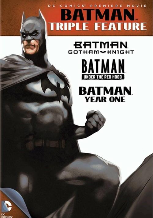 Batman Triple Feature