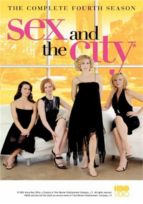 Sex And The City: The Complete Fourth Season (Repackage)