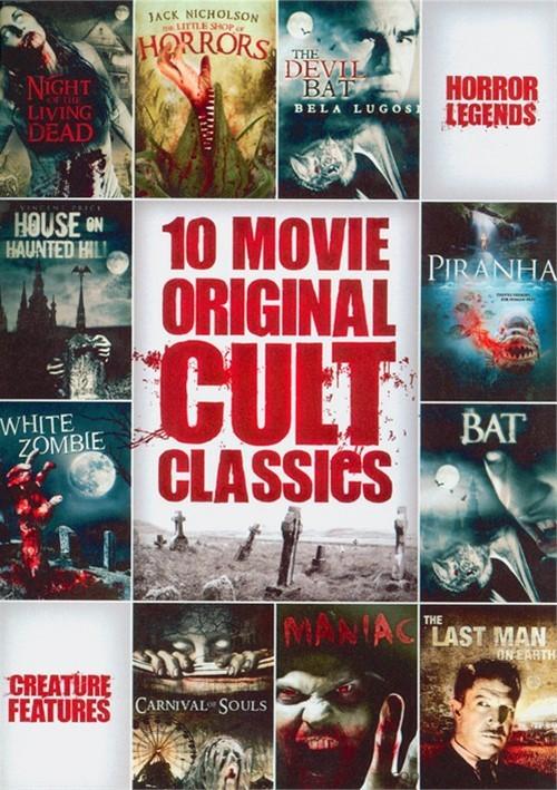 10 Film Horror Cult Classics