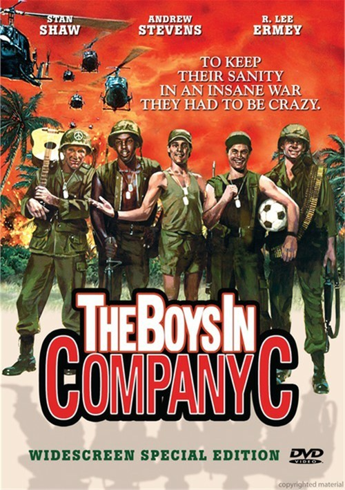 Boys In Company C, The: Special Edition (Widescreen)