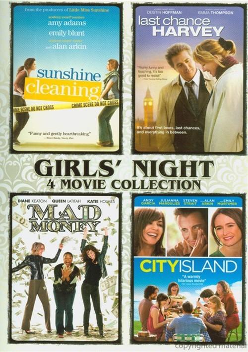 Sunshine Cleaning / Last Chance Harvey / Mad Money / City Island (4 Film Girls Night Collection)