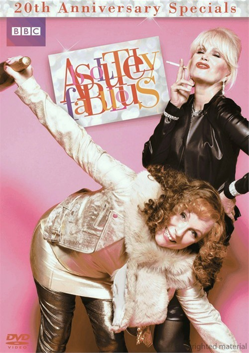 Absolutely Fabulous: 20th Anniversary Specials (DVD + UltraViolet)