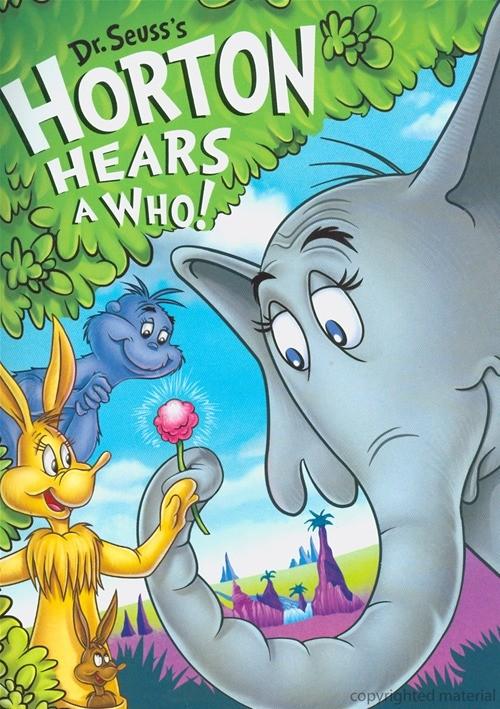 Horton Hears A Who