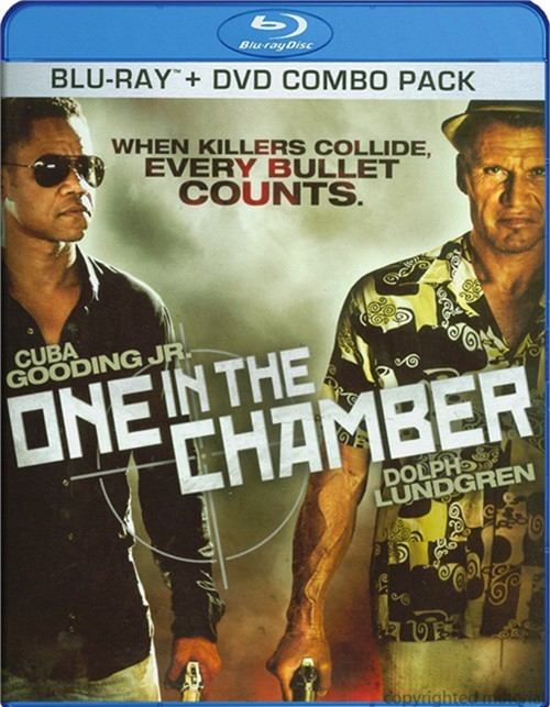 One In The Chamber (Blu-ray + DVD Combo)