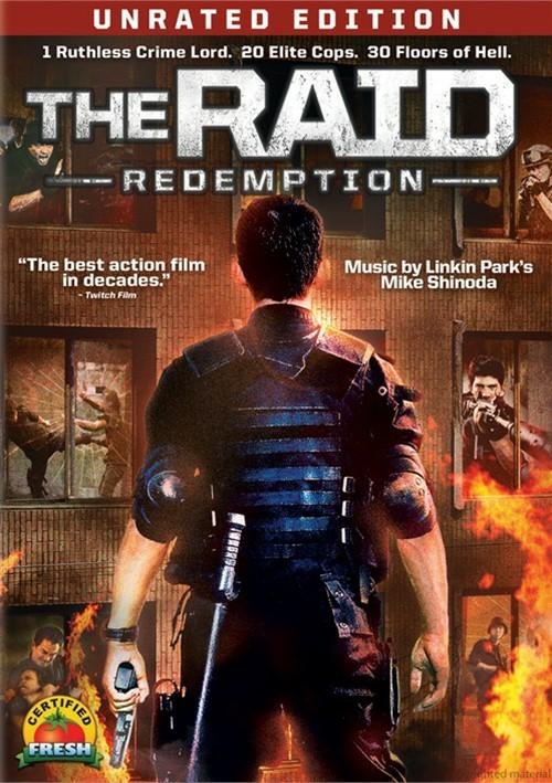 Raid, The: Redemption (DVD + UltraViolet)