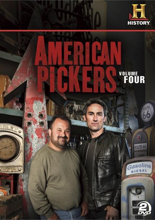 American Pickers: Volume 4