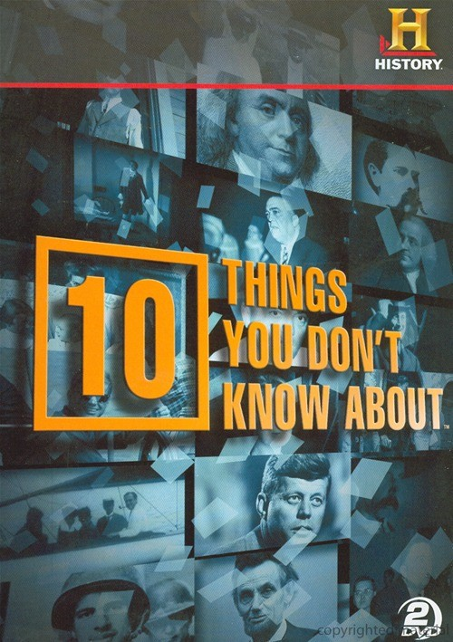 10 Things You Dont Know About: Season One