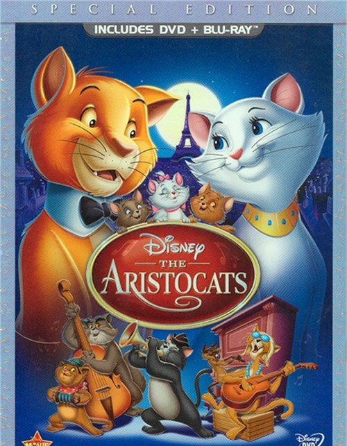 Aristocats, The (DVD + Blu-ray Combo)