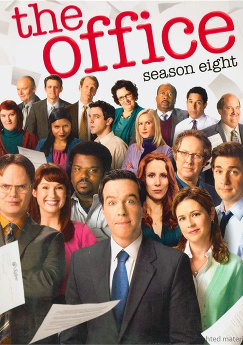 Office, The: Season Eight (American Series)