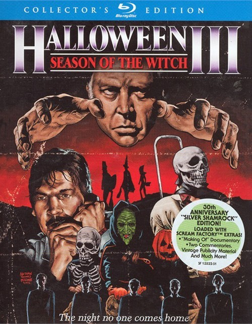 Halloween III: Season Of The Witch -  Collectors Edition