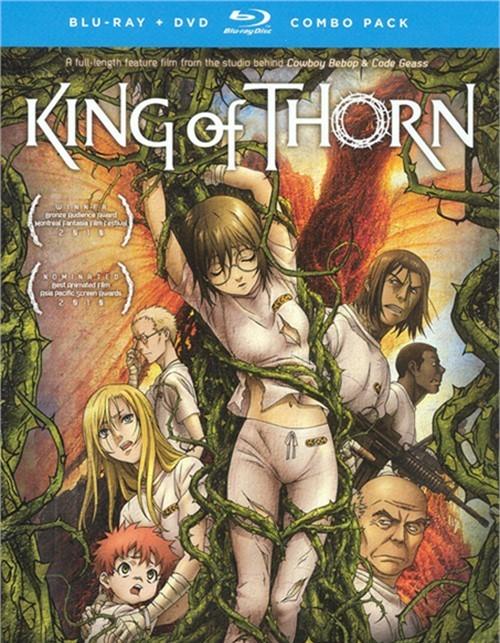 King Of Thorn (Blu-ray + DVD Combo)