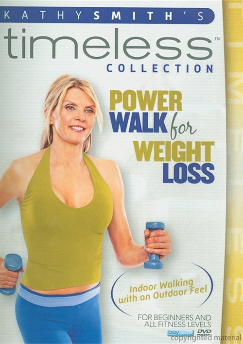 Kathy Smith Timeless: Power Walk For Weight Loss