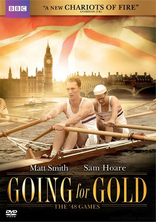 Going For Gold: The 48 Games (DVD + UltraViolet)
