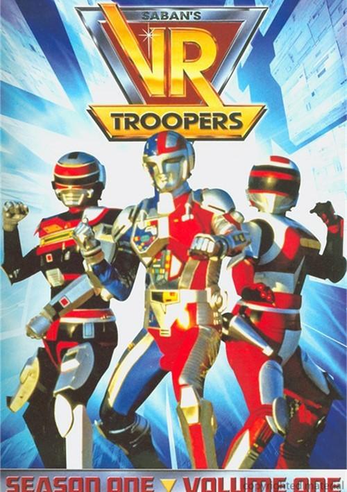 V.R. Troopers: Season One - Volume One