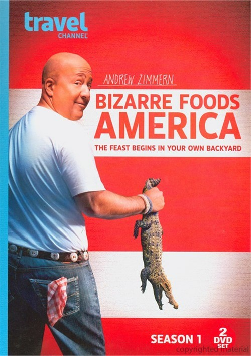 Bizarre Foods: America - Season One