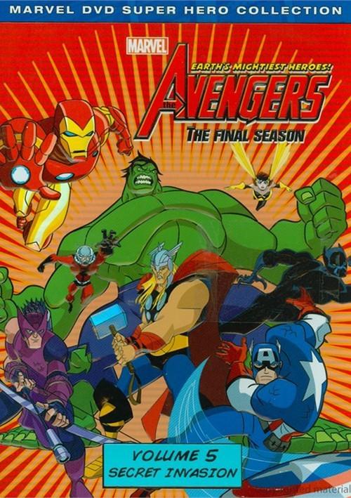 Avengers, The: Earths Mightiest Heroes! - Volume 5