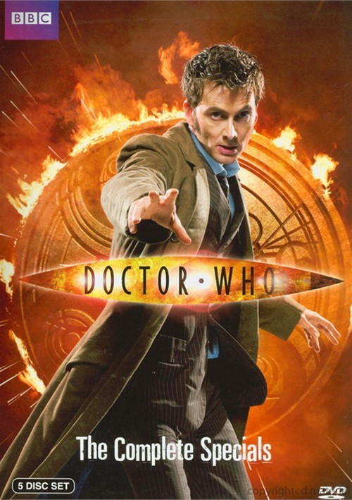 Doctor Who: The Complete Specials (Repackage)