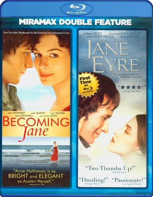 Becoming Jane / Jane Eyre (Double Feature)