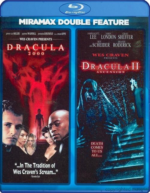 Dracula 2000 / Dracula II: Ascension (Double Feature)