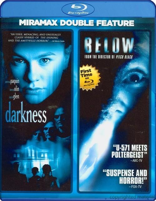 Darkness / Below (Double Feature)