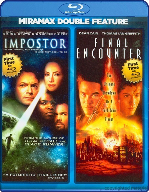 Impostor / Final Encounter (Double Feature)
