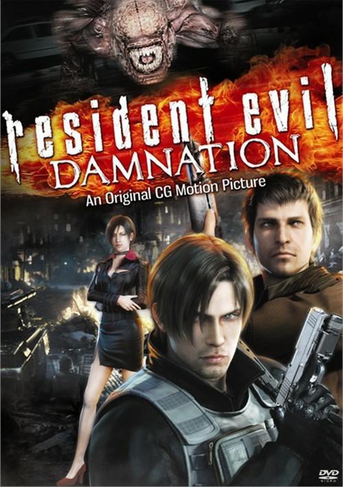 Resident Evil: Damnation (DVD + UltraViolet)