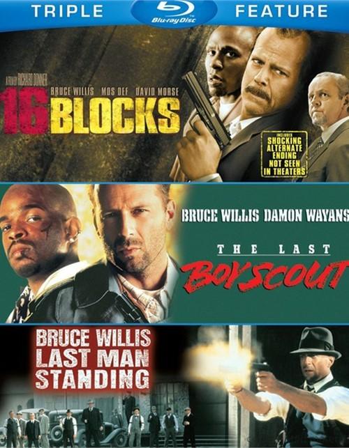 16 Blocks / Last Boy Scout / Last Man Standing (Triple Feature)