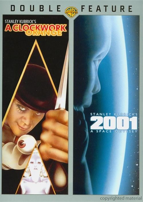 Clockwork Orange, A / 2001: A Space Odyssey (2 Pack)