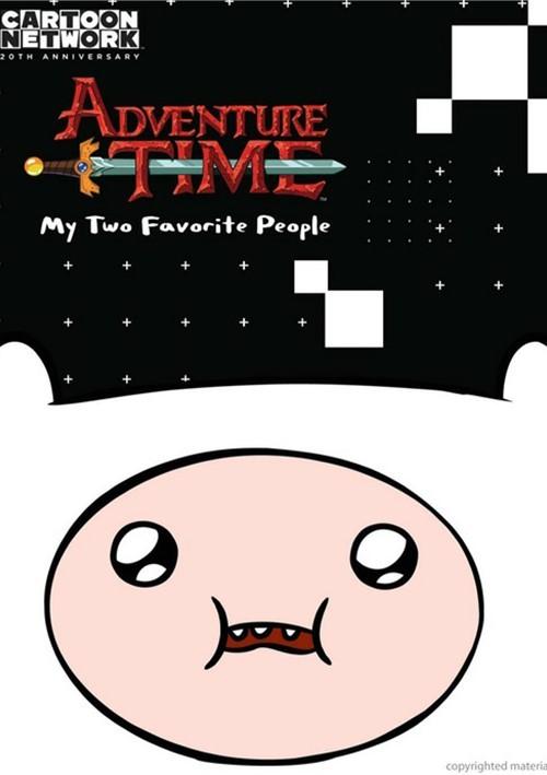 Adventure Time: My Two Favorite People (Repackage)