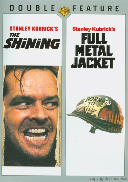 Full Metal Jacket / The Shining  (Double Feature)