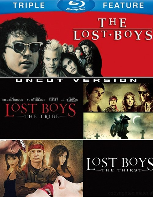 Lost Boys, The / Lost Boys: The Tribe / Lost Boys: The Thirst (Triple Feature)
