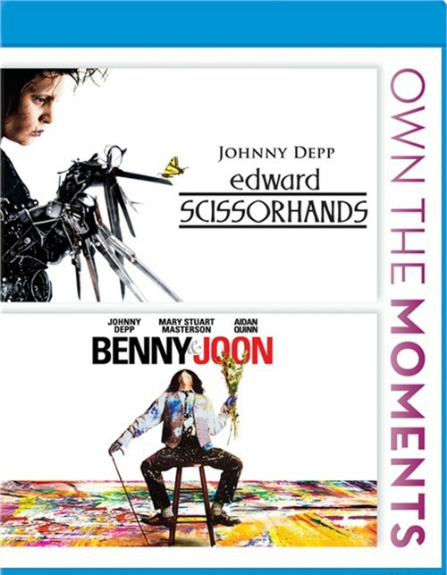 Edward Scissorhands / Benny And Joon (Double Feature)