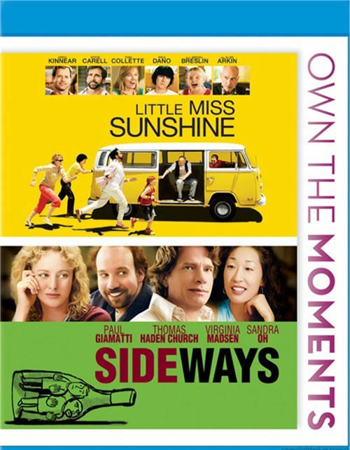 Sideways / Little Miss Sunshine (Double Feature)