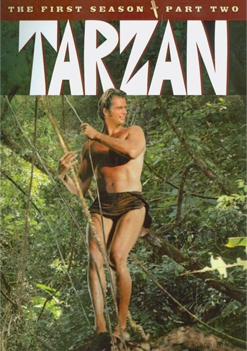 Tarzan: Season One - Part Two