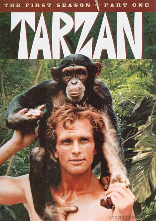 Tarzan: Season One - Part One