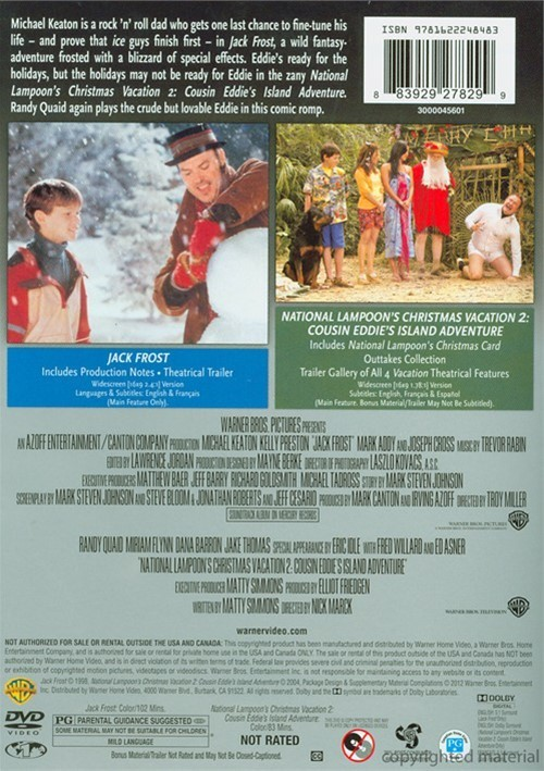 Jack Frost / National Lampoon's Christmas Vacation 2