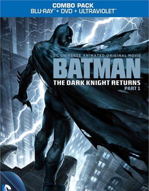 Batman: The Dark Knight Returns - Part 1 (Blu-ray + DVD Combo)