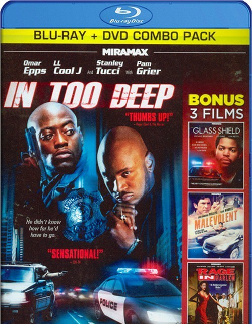 Heat On The Street (Blu-ray + DVD Combo)