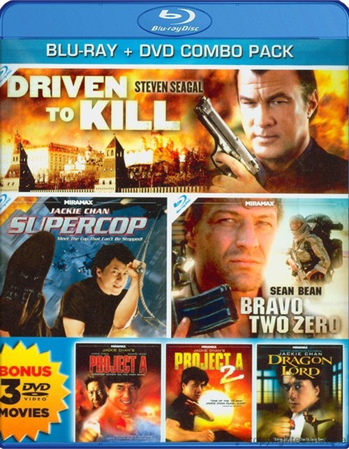 3 Film Action Collection