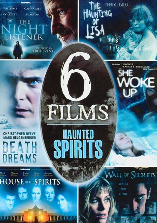 6 Film Haunted Spirits