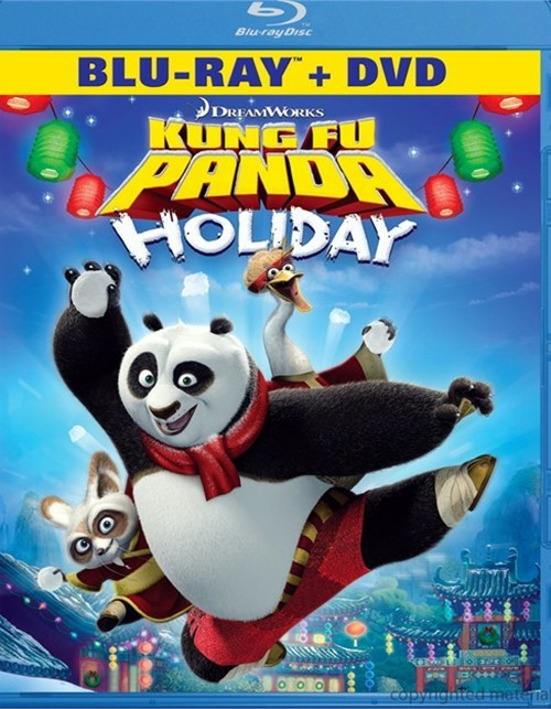 Kung Fu Panda Holiday (Blu-ray + DVD Combo)