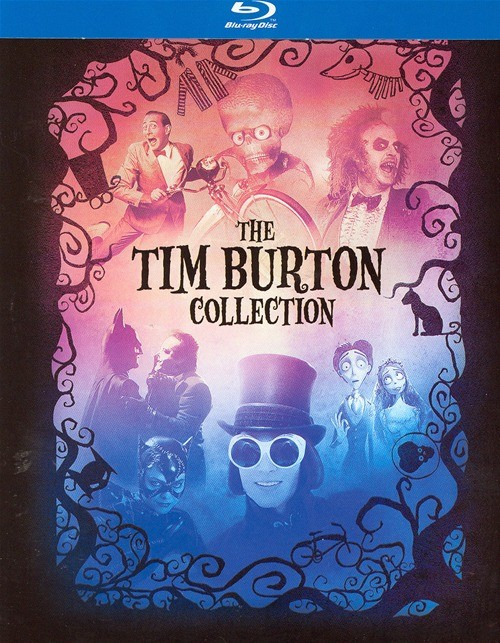 Tim Burton: Blu-ray Collection