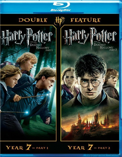 Harry Potter: Year 7 - Part 1 & 2 (Double Feature)